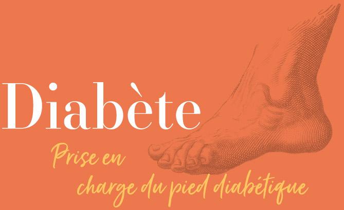 diabete prise en charge du pied diabetique