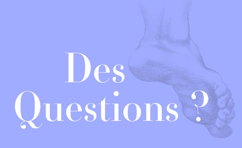 Questions frequemment posees